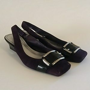 Franco Sarto Women Leather Shoes